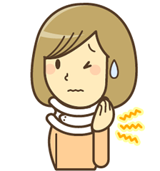 徳島交通事故・むち打ち治療の交通事故 むち打ち症